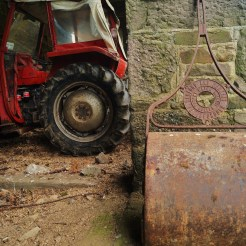The Tractor and Presser