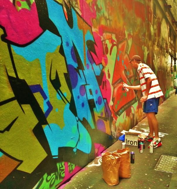 Graffetting