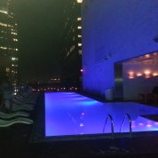 Pool Side Night Club: The Standard LA