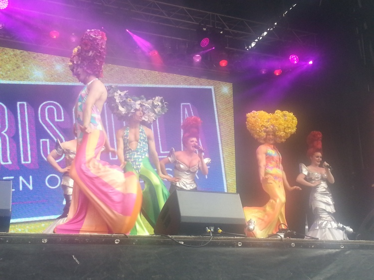 Priscilla West End Live 2014