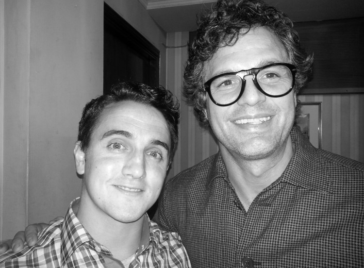 Brian and Mark Ruffalo