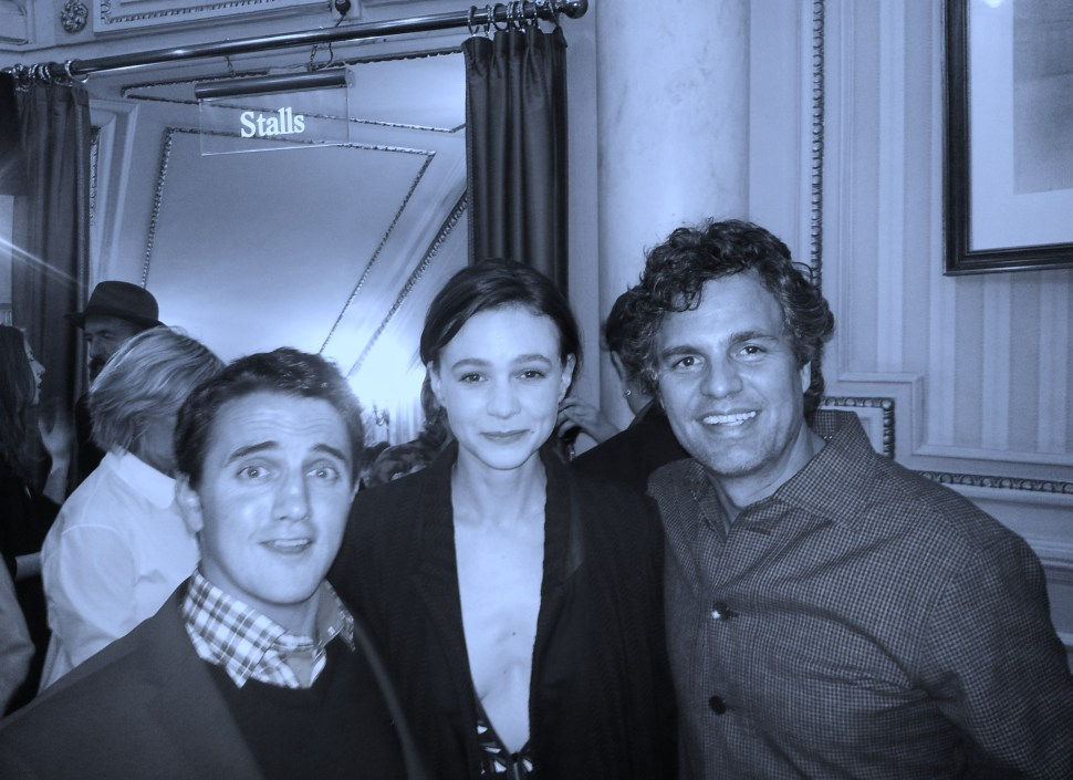 Brian Carey Mulligan and Mark