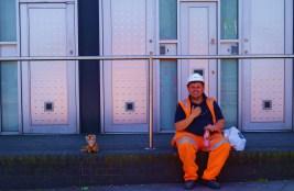 happy builder