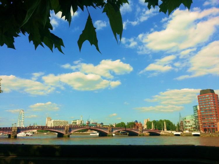 London beauty
