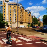 Pedestrian Crossing E&C