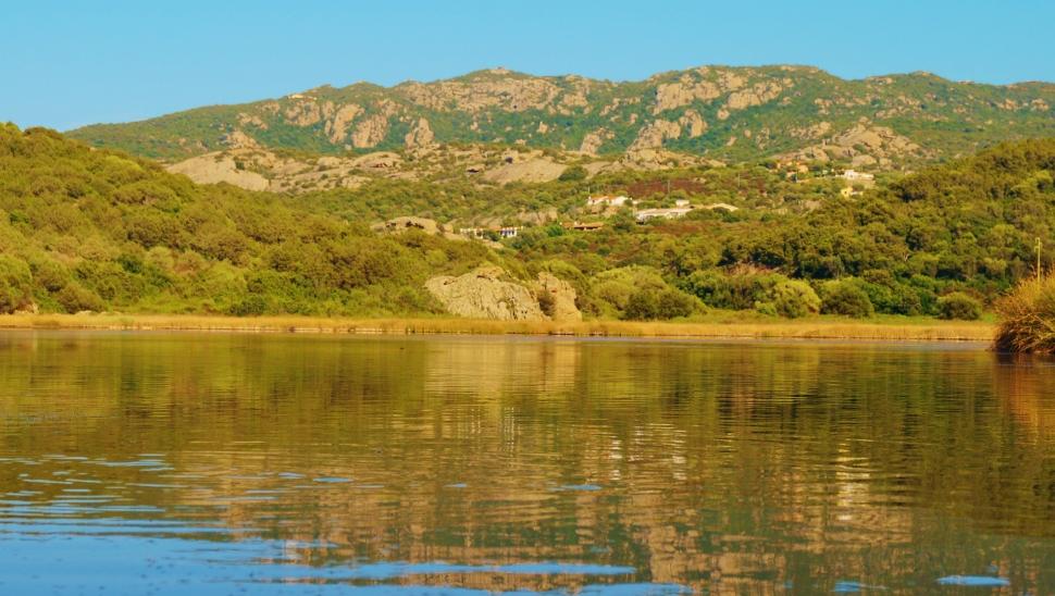 Beautiful Mountain and Lake