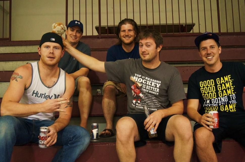 Brendan and Friends