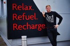Junction 14 rest refuel recharge