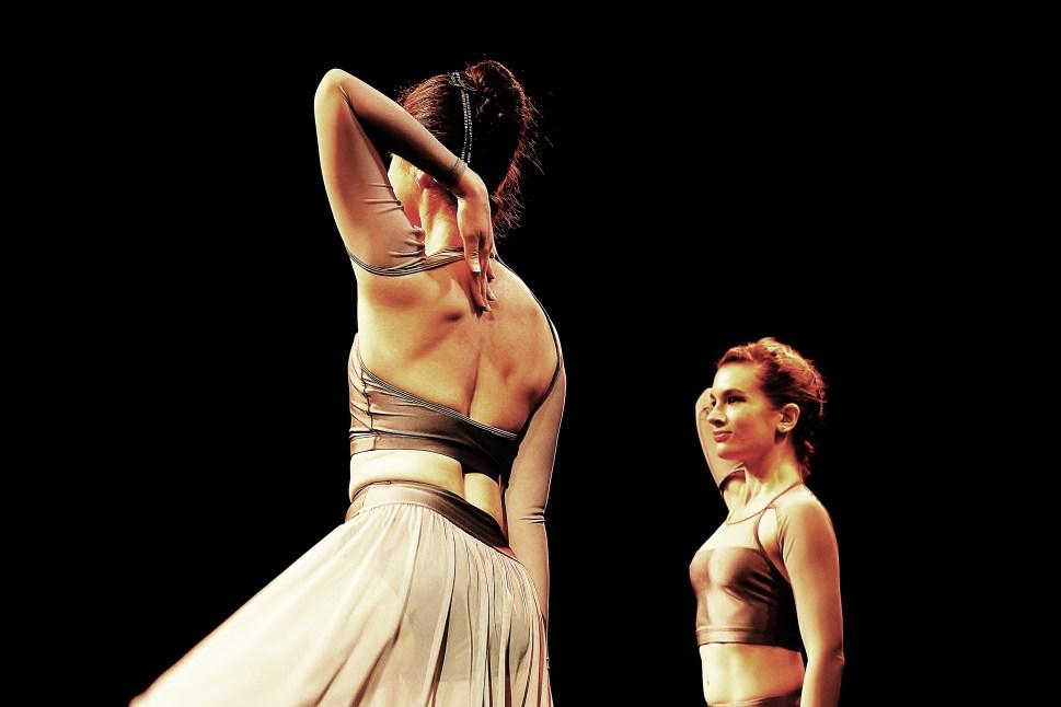 Ballet Back Arm
