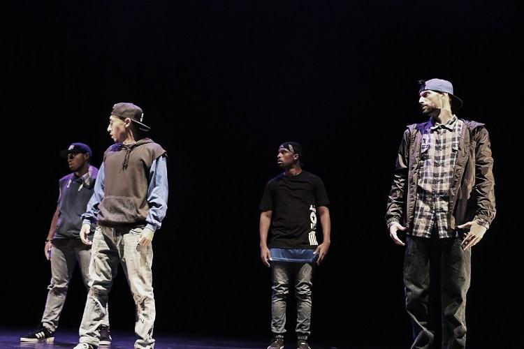 Boy Dancers