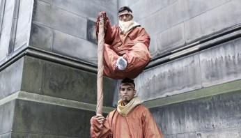 Buddas Balancing
