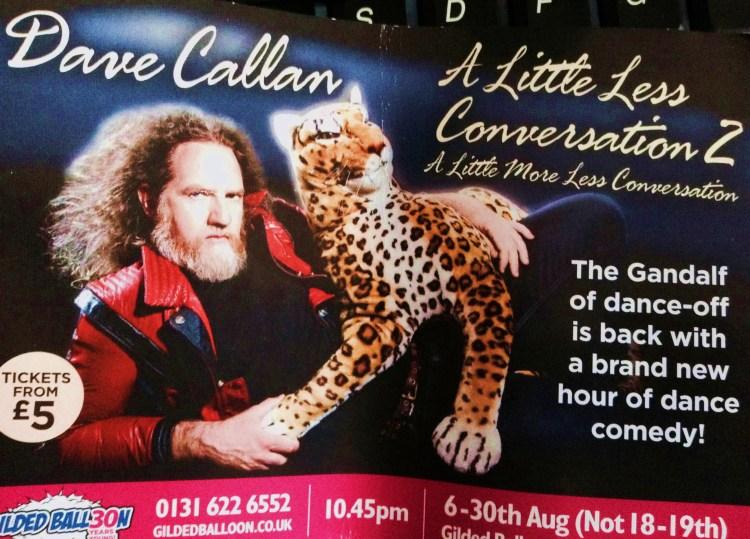 Dave Callan Flyer