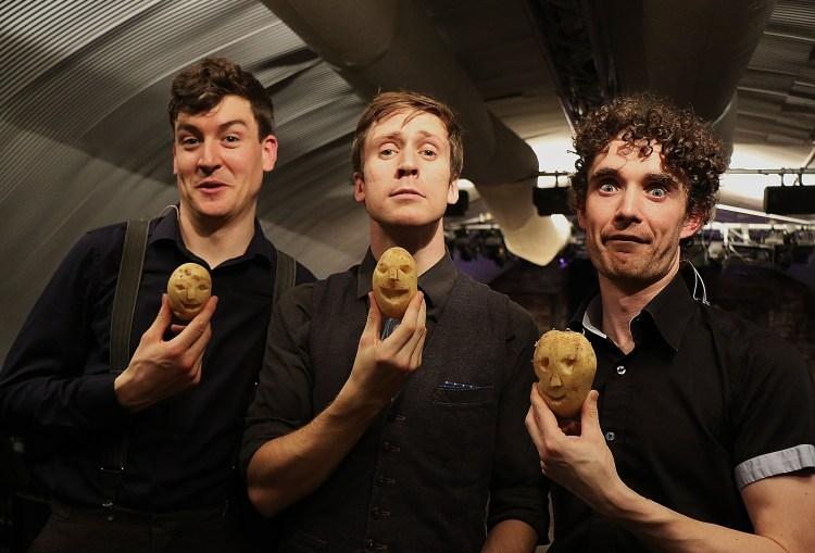 FAHog Potatoes