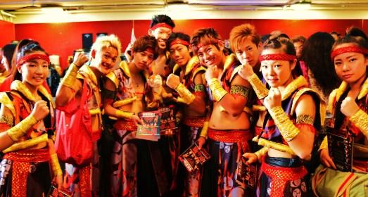 Japanese Crew