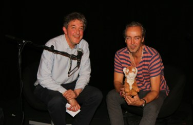 John Hannah and Mark Fisher