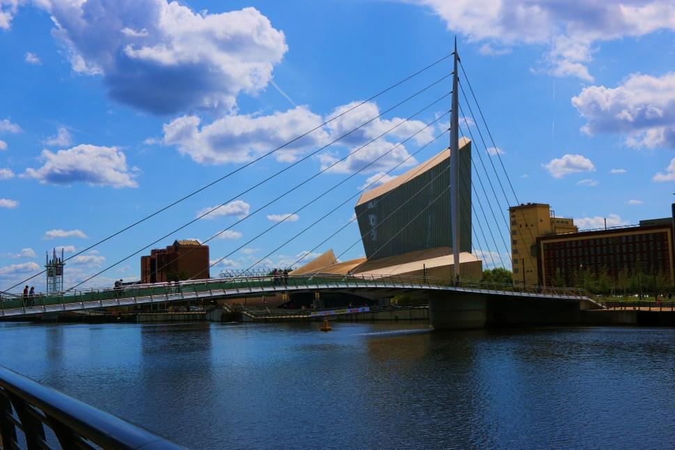 Manchester bridge