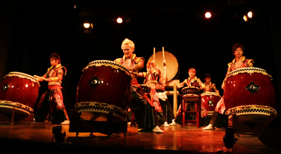 Performance of Drums