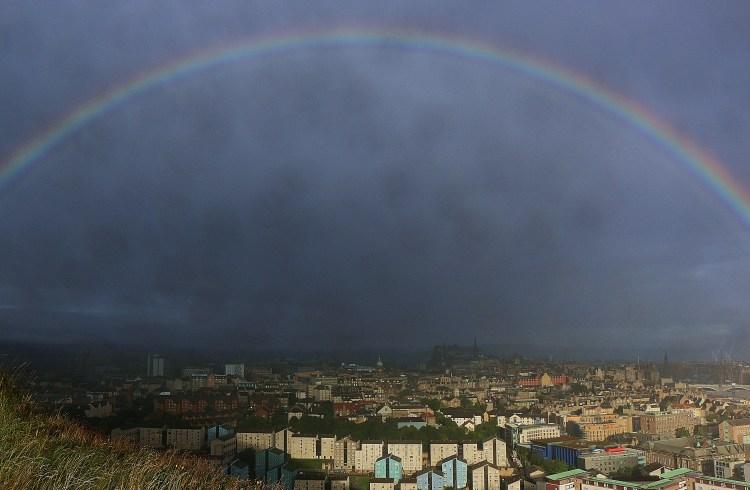 Rainbow Best Shot