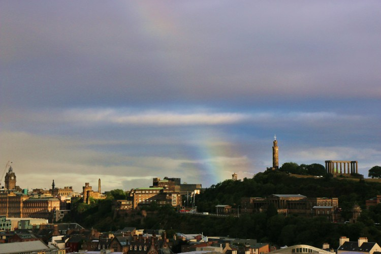 Rainbow Starting