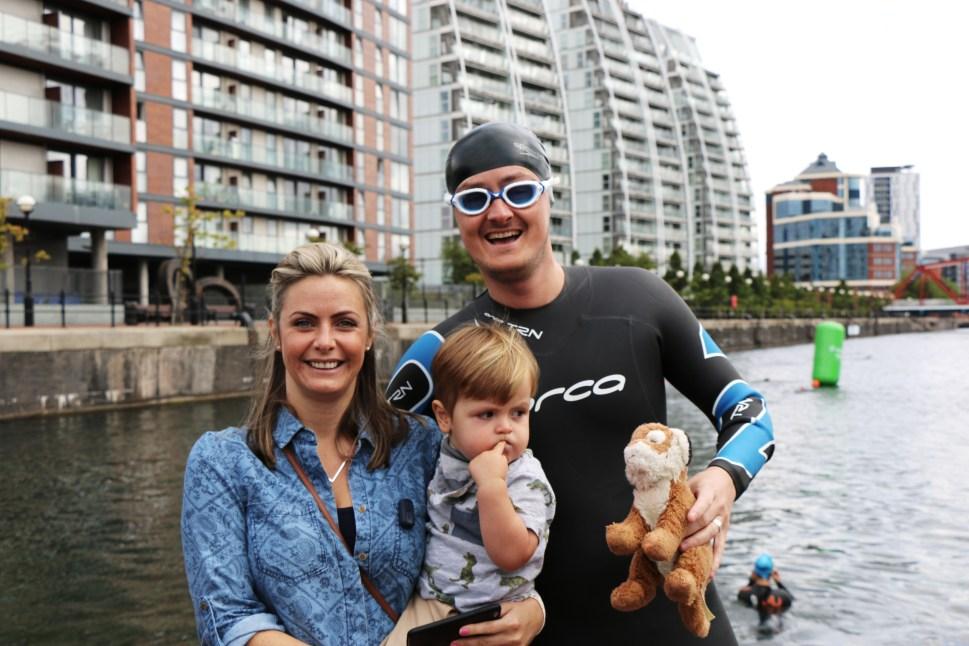 Swimmer Manchester