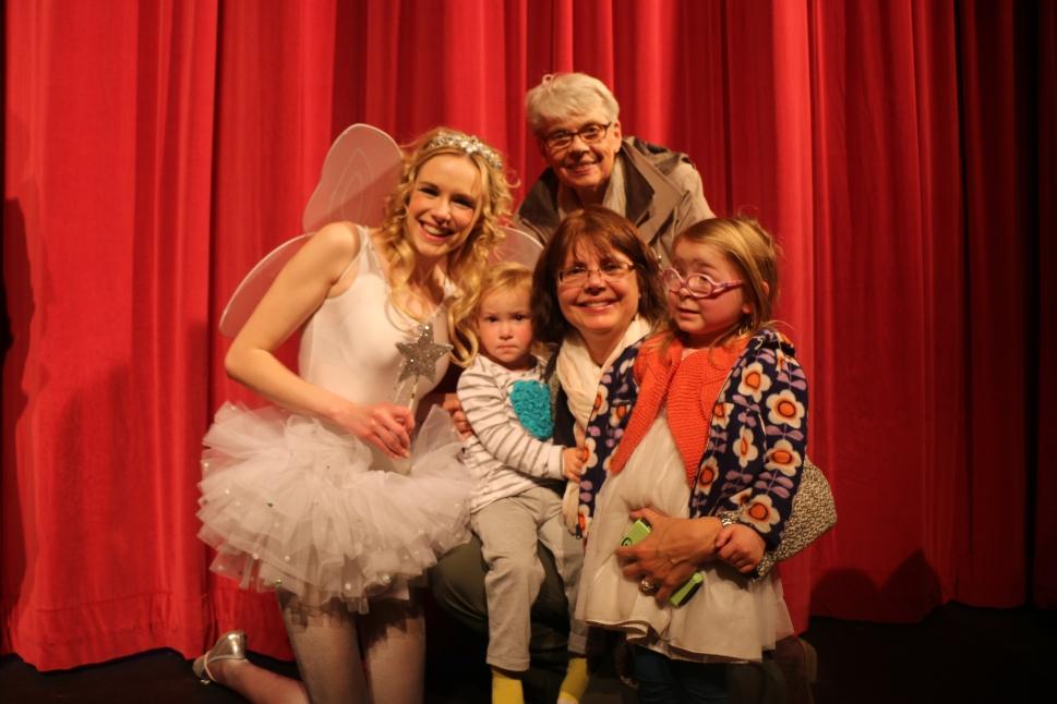 Fairy Christmas and kids