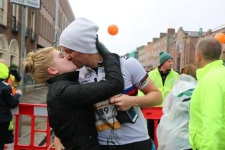 Kissing Couple 3 The Kiss