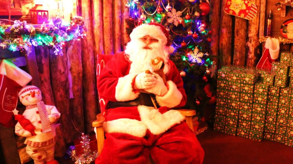 TPJ and Santa